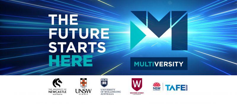Multiversity - The future starts here